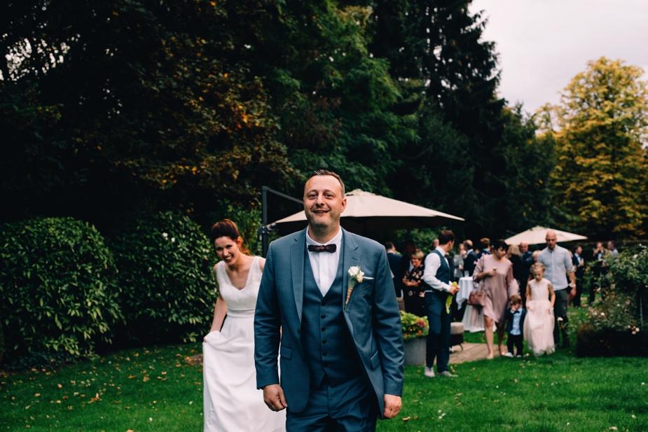 foto bruid en bruidegom