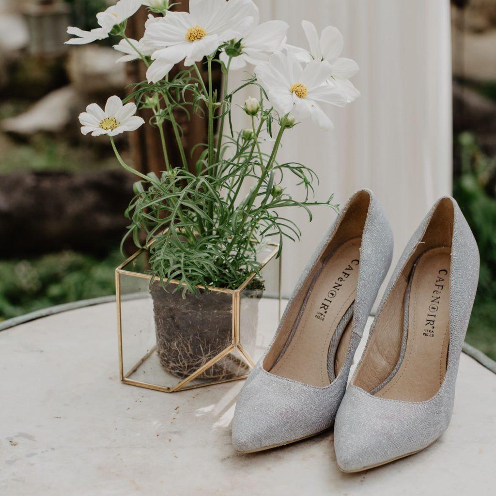 styled shoot voor een trouwfeest